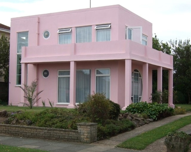 The Pink House, Margate