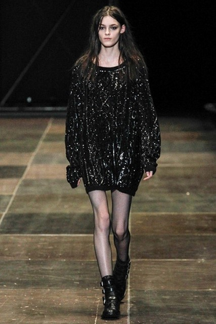 GRUNGE SAINT LAURENT