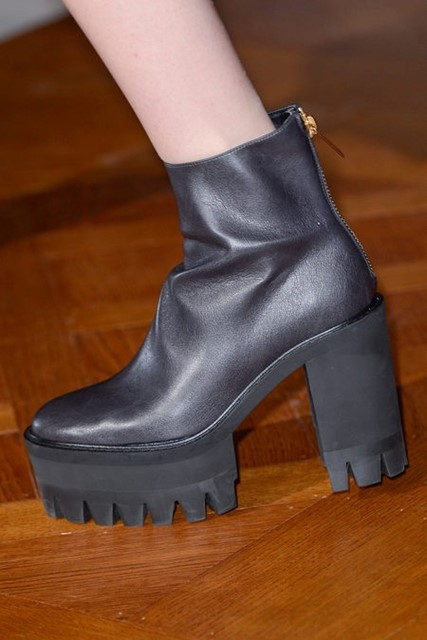 Stella McCartney AW13 ankle boots