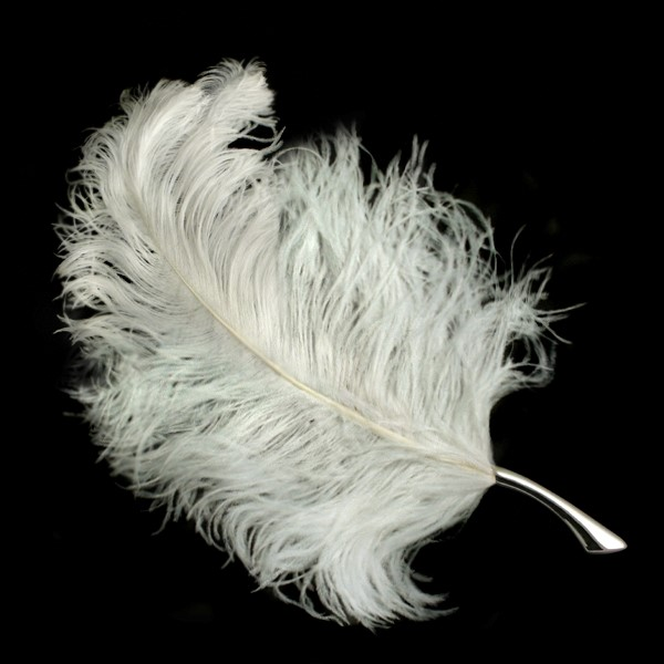 Ostrich Feather Leisure Tickler by Betony Vernon