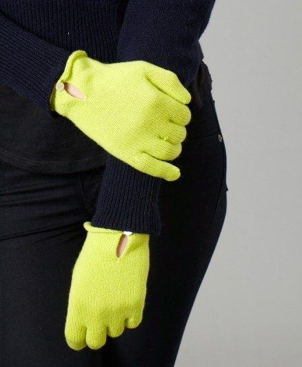 Cashmere Driving Gloves