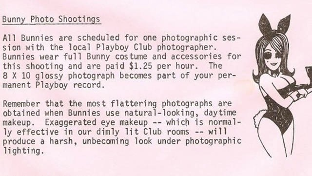 The Playboy Club Bunny Manual