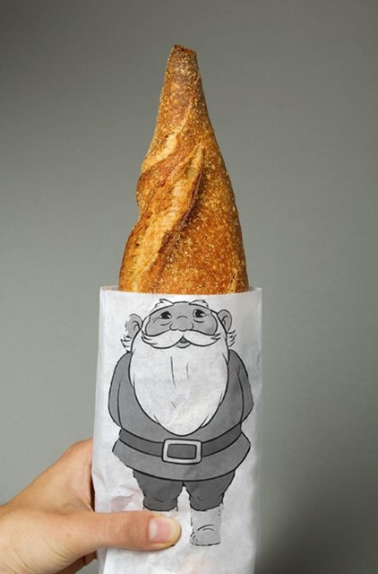Bread Bag.