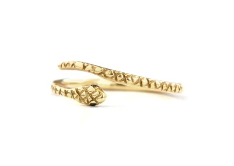 Grace Lee Snake Ring