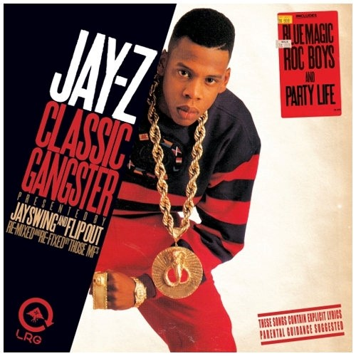 Jay-Z Classic Gangster