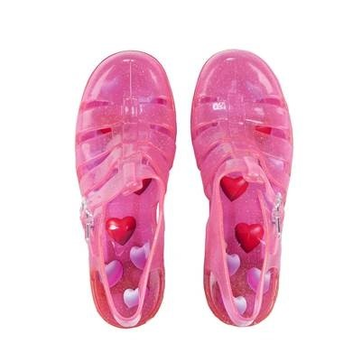 Jelly shoes by Cassette Playa x JuJu