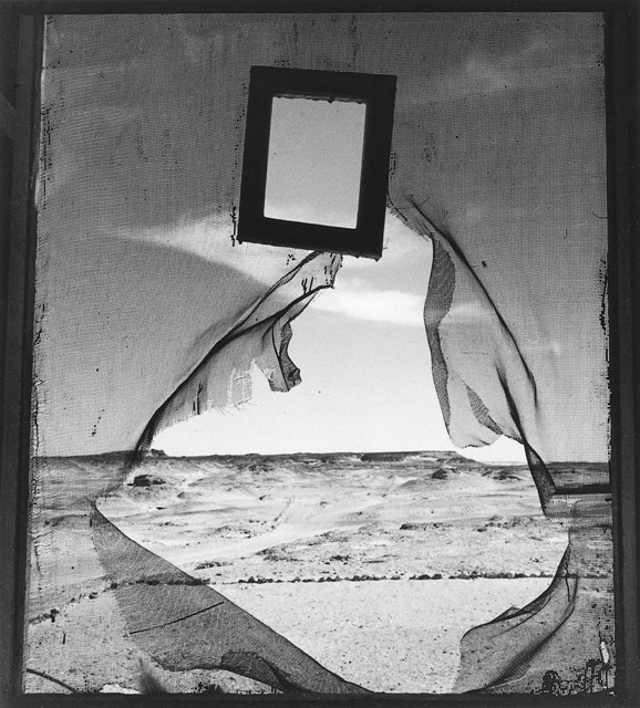 Portrait of Space, 1937, Lee Miller