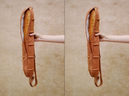 A bag for your baguette.