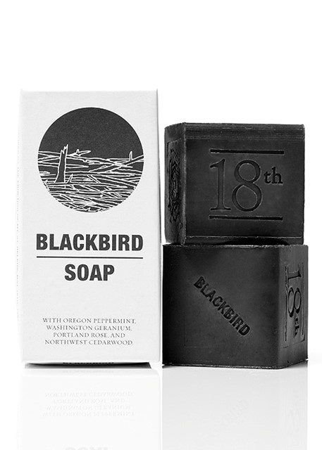 Blackbird Soap Set