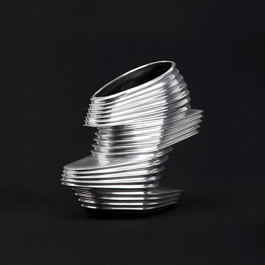 ZAHA HADID X UNITED NUDE 'NOVA' SHOES