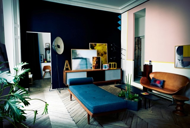 Jean-Christophe Aumas's Paris apartment