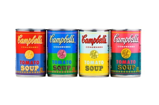Limited edition Campbell's Soup