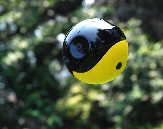 'SQUITO' THROWABLE PANORAMIC CAMERA BALL
