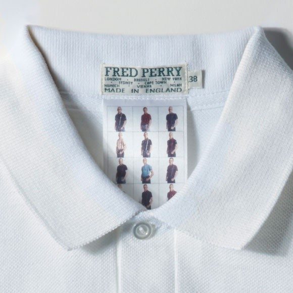 Exactitudes for Fred Perry