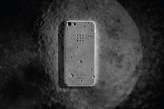 LUNA CONCRETE IPHONE 5 CASE