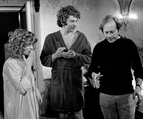 Behind the scenes on Don't Look Now, 1973