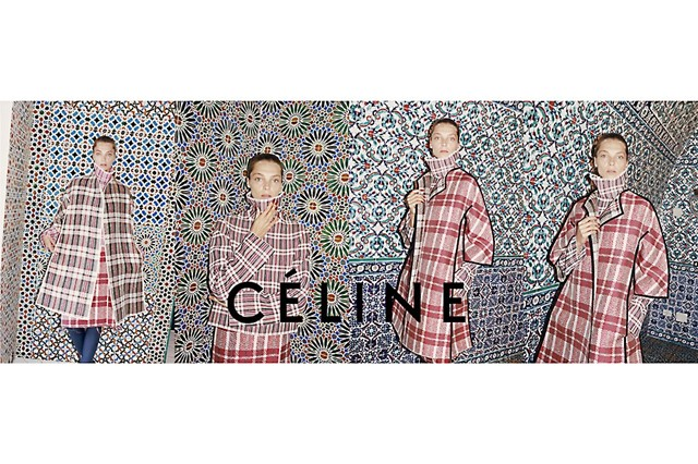 CÉLINE, DARIA & PATTERNED TILES