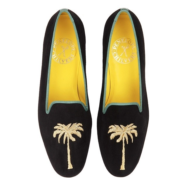 Dandy Slippers by Penelope Chilvers