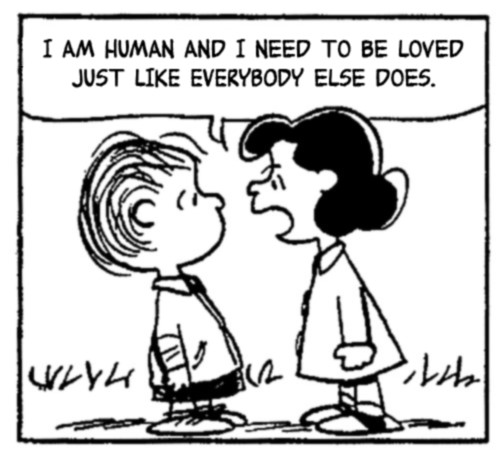 This Charming Charlie (Peanuts, with the lyrics of The Smiths)