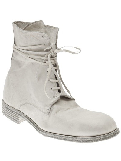 GUIDI - Combat boot from Gallery Aesthete