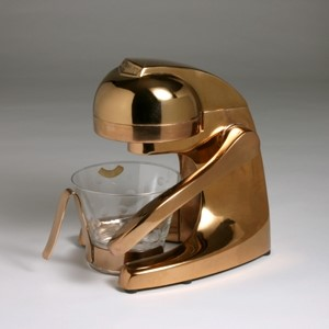 Lino Sabattini, Copper-Plated Fruit Juice Squeezer, c. 1950s
