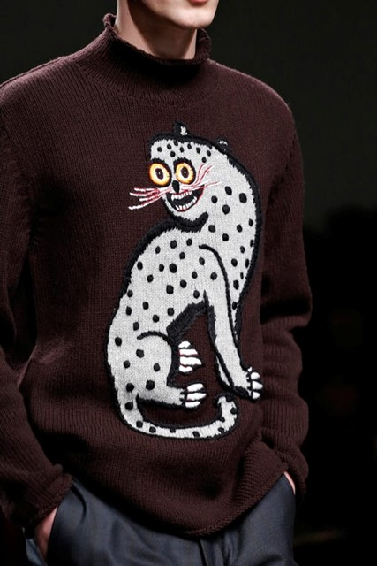 Louis Vuitton Jumper A/W13