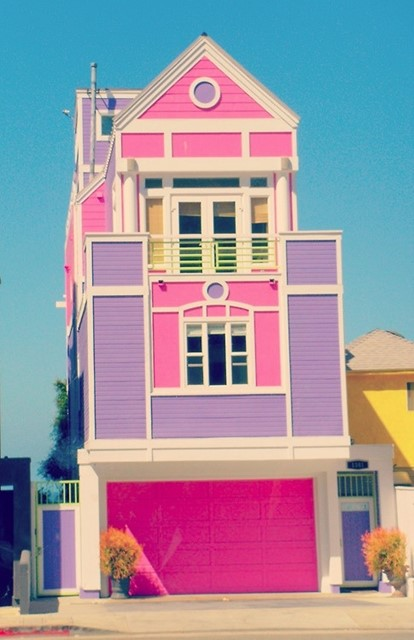 The real life Barbie House