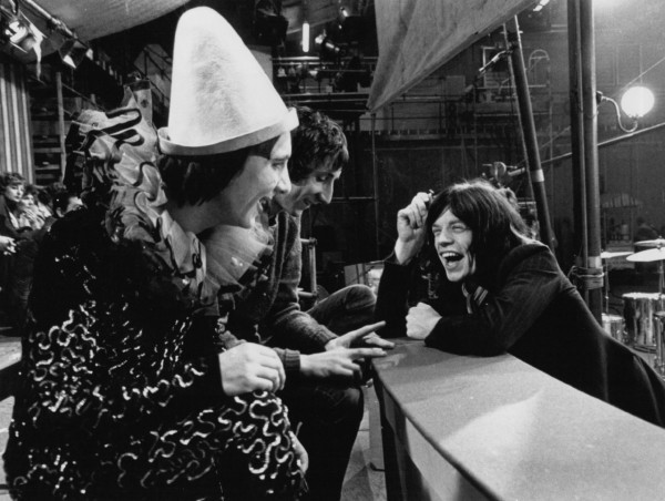 Keith Moon, Pete Townsend & Mick Jagger