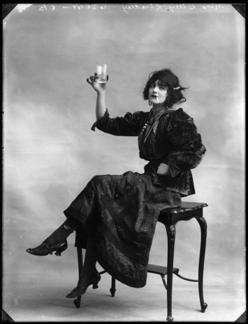 Betty Lindley 1914