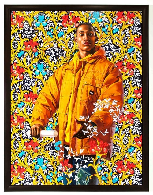 KEHINDE WILEY 'THE WORLD STAGE: JAMAICA'