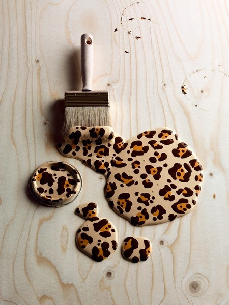 """Animal print"" paint by Carl Kleiner"