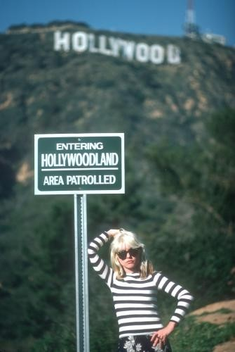 Debbie Harry in Hollywood