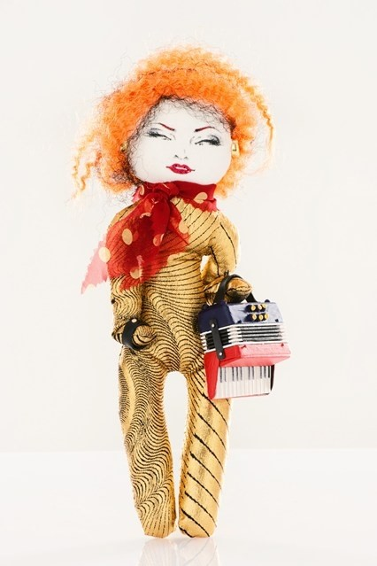 Jean Paul Gaultier doll