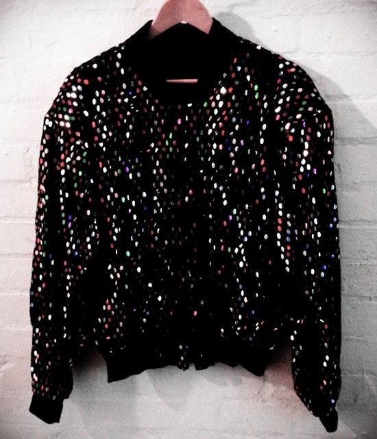 Bomber jacket from Pop Boutique