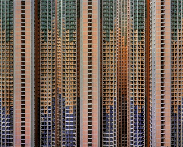 Architecture of Density, by Michael Wolf