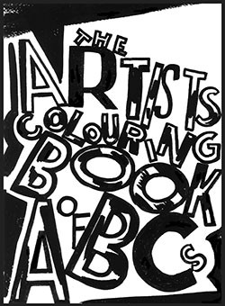 The Artists' Colouring book of ABC's