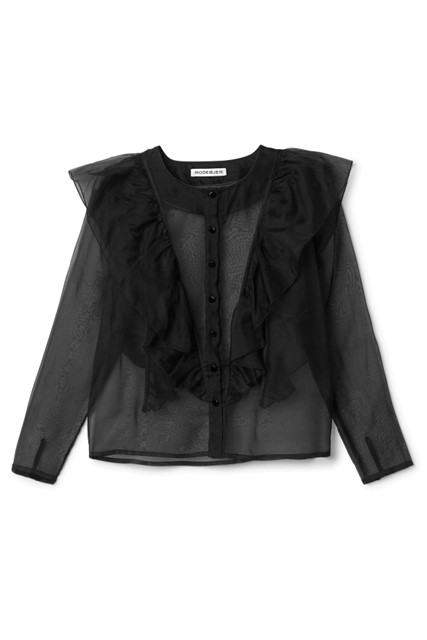 Baci Blouse by Rodebjer