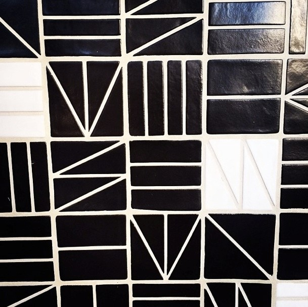 RESTAURANT TILES BY COMMUNE DESIGN FOR ACE HOTEL DOWNTOWN LOS ANGELES