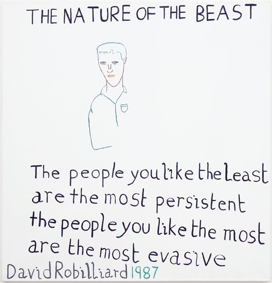 David Robilliard- The Nature of the Beast