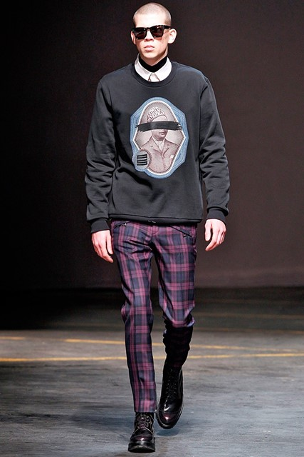 A. Sauvage Fall/Winter 2014