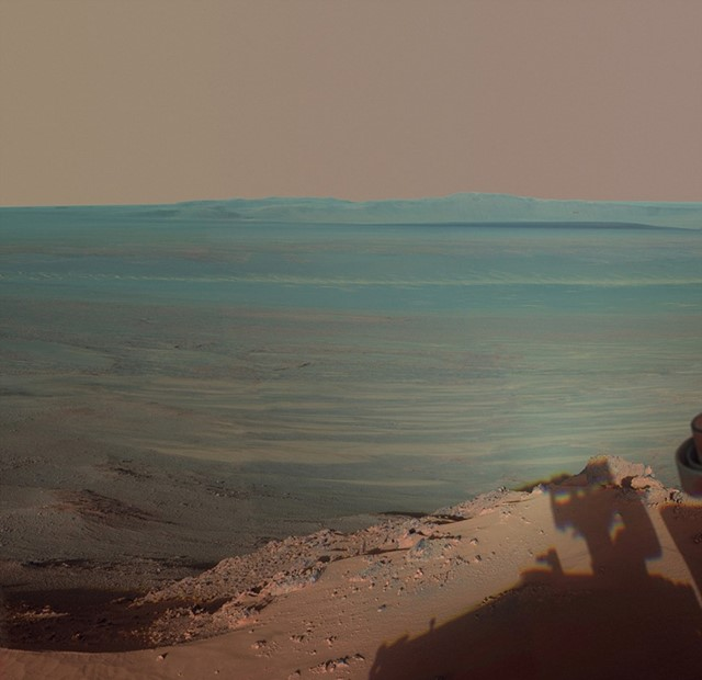 The View on Mars