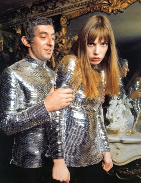 Silvery Jane and Serge
