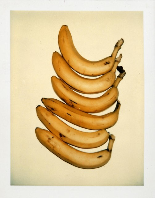 Andy Warhol Bananas