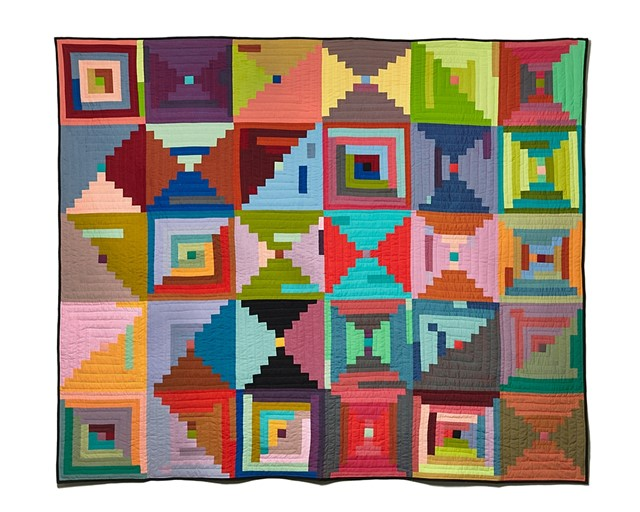 Carrie Strine quilt