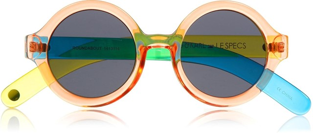 Sunglasses by Craig & Karl for Le Specs