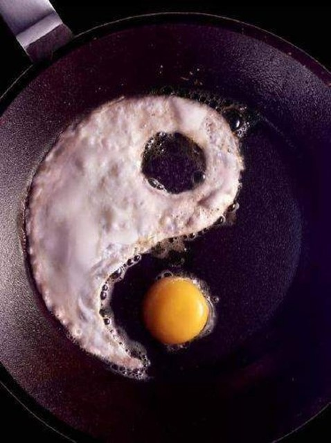 How do like your eggs in the morning?