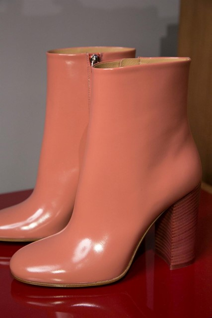 Bally A/W 2014 ankle boots