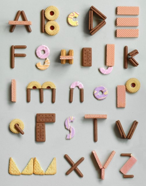 Biscuit Font.