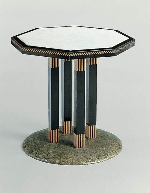 Center Table by Wiener Werkstätte, 1903