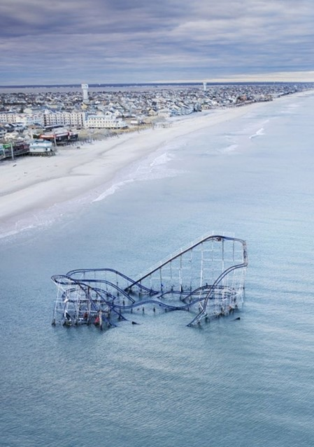 The Roller Coaster and the Sea